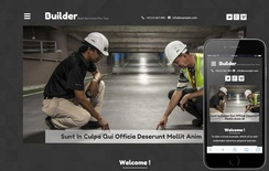 Builder a Real Estate Category Flat Bootstrap Responsive Web Template