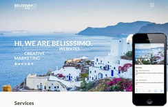 Belisssimo a Corporate Multipurpose Flat Bootstrap Responsive web template