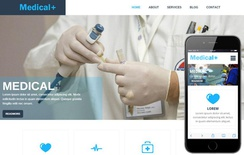 Medical Pluse a  Medical Category Flat Bootstrap Responsive web template