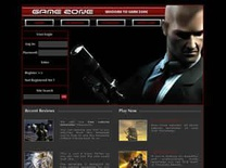 Game Zone Free CSS Template