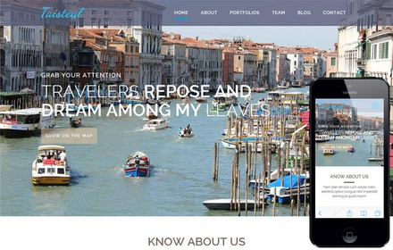 Taisteal a Travel Category Flat Bootstrap Responsive Web Template