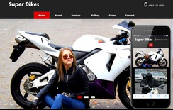 Super Bikes a Automobile Category Flat Bootstrap Responsive Web Template