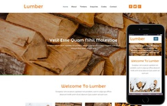 Lumber  a Industrial Category Flat Bootstrap Responsive Web Template