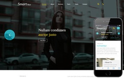 Smartbuzz a Corporate Business Category Flat Bootstrap Responsive web Template