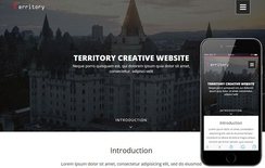 Territory a Real Estate Category Flat Bootstrap Responsive Web Template