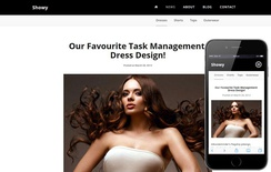 Showy a Fashion Category Flat Bootstrap Responsive Web Template