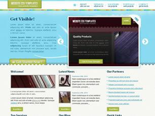 WCSST 52 Free CSS Template