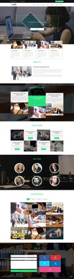 Craft a Corporate Category Flat Bootstrap Responsive Web Template