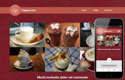Cappuccino a Hotel Category Flat Bootstrap Responsive Web Template