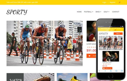 Sporty a Sports Category Flat Bootstrap Responsive web template