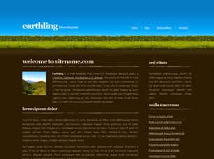 Earthling Free CSS Template