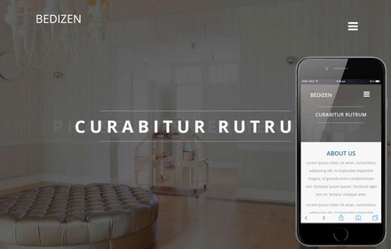 Bedizen a Furniture Category Flat Bootstrap Responsive Web Template