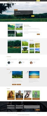 Plantation an Agriculture Category Flat Bootstrap Responsive Web Template
