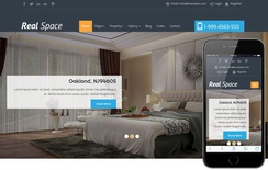 Real Space a Real Estate Category Flat Bootstrap Responsive Web Template