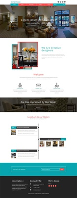 Innermost a Interior Category Flat Bootstrap Responsive Web Template