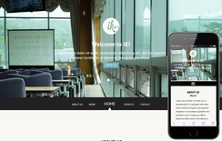 Ik a Singlepage Multipurpose Flat Bootstrap Responsive web template