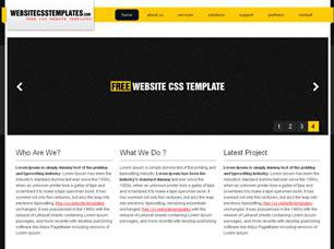 WCSST 2 Free CSS Template
