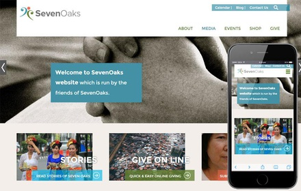 Seven Oaks a Religious Category Flat Bootstrap Responsive web template