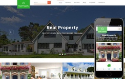 Real Property a Real Estate Category Bootstrap Responsive Web Template