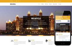 MR Hotel a Hotel Category Flat Bootstrap Responsive  Web Template