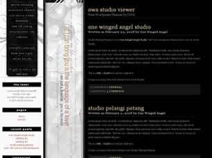 Language of a Lover Free CSS Template