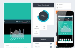 Flatic UI KIT Flat Bootstrap Responsive web template