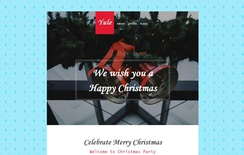 Yule Newsletter Responsive Email Template